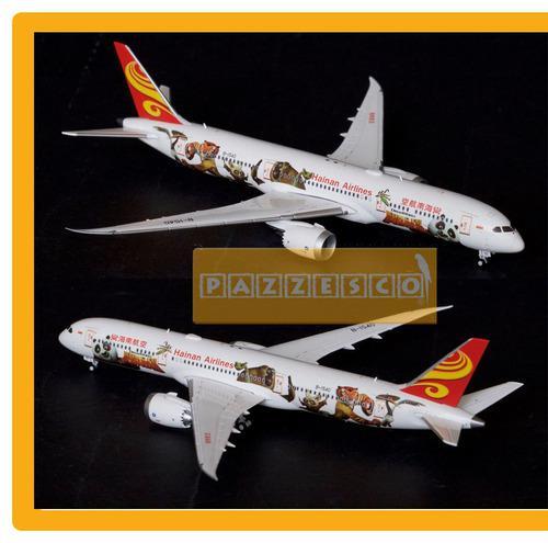 Avion Hainan Boeing 787 9 Kung Fu' Panda 1:400 Jc Wings