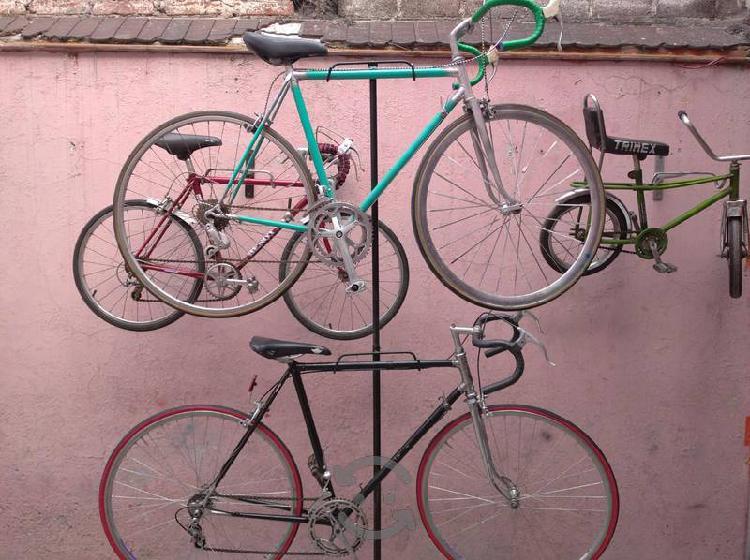 Base para poner 2 Bicicletas en cualquier parte