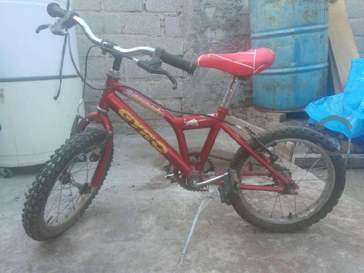 Bicicleta R-16 para niño