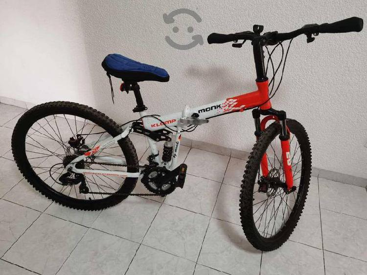 Bicicleta rodada 26 shimano