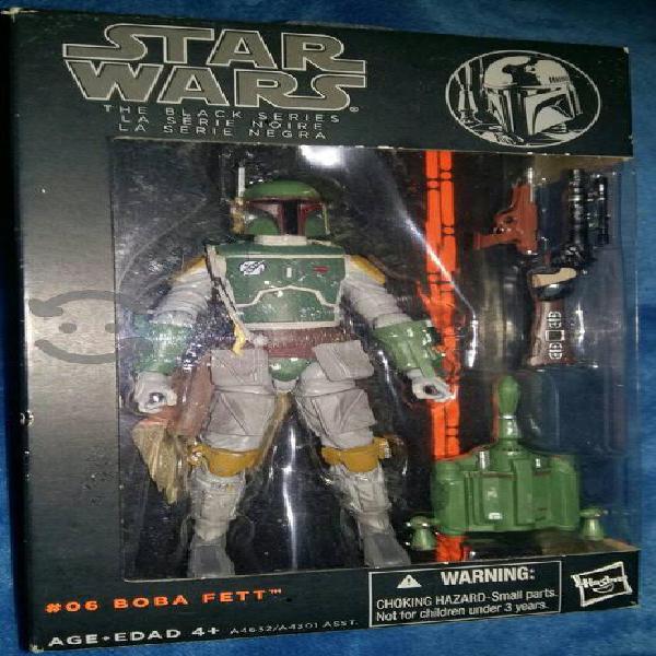 Boba Fett Black Series Star Wars