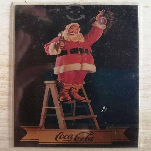 COCA COLA 7 tarjetas navideñas