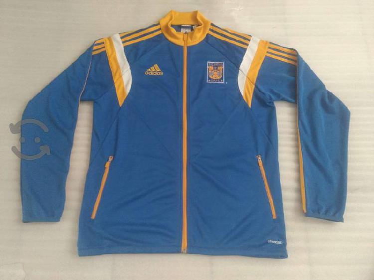 Chamarra Chaquetin Adidas Tigres UANL Original M
