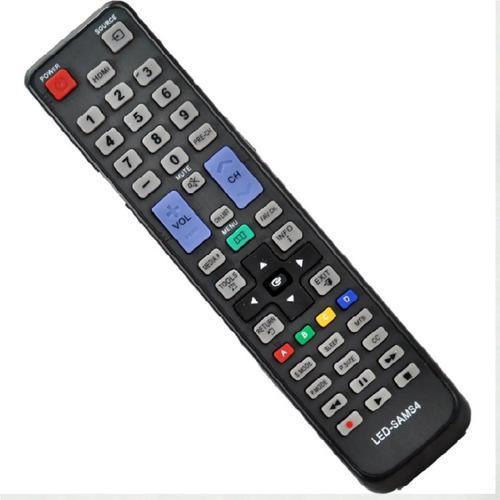 Control Remoto Master Lcdsams4 Pantallas Samsung Lcd Led Tv