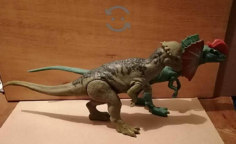 Dinosaurios y Owen Jurassic World
