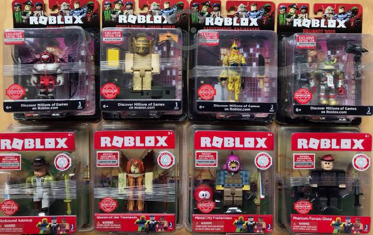 Figuras Roblox 10cm individual Roblocks Precio C/u