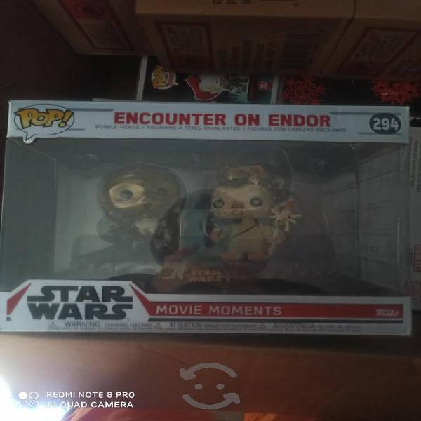 Funko pop! Star wars encounter of endor