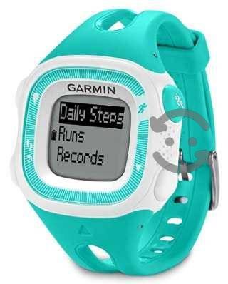 Garmin Forerunner 15 Reloj GPS Turquesa/Blanco