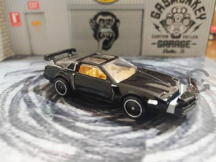 Hot wheels KITT super pursuit mode premium