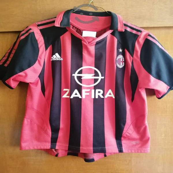 Jersey AC Milán niño talla 12A