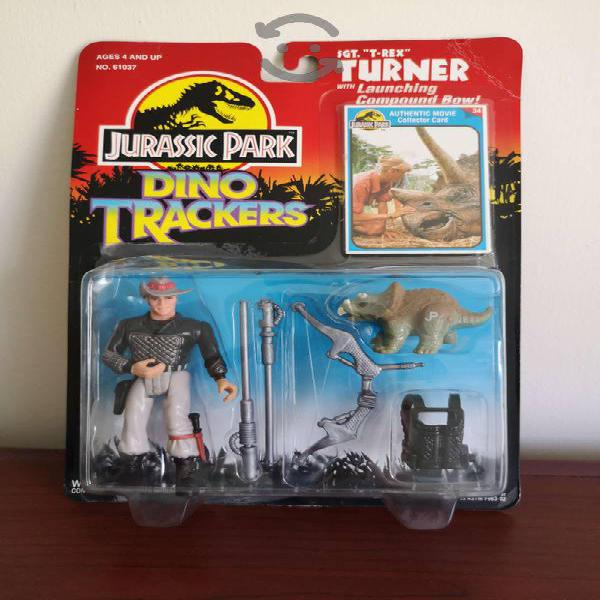 Jurassic Part - Sgt. T Rex Turner año 1993 Kenner