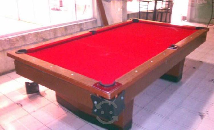Mesa de billar para pool profesional