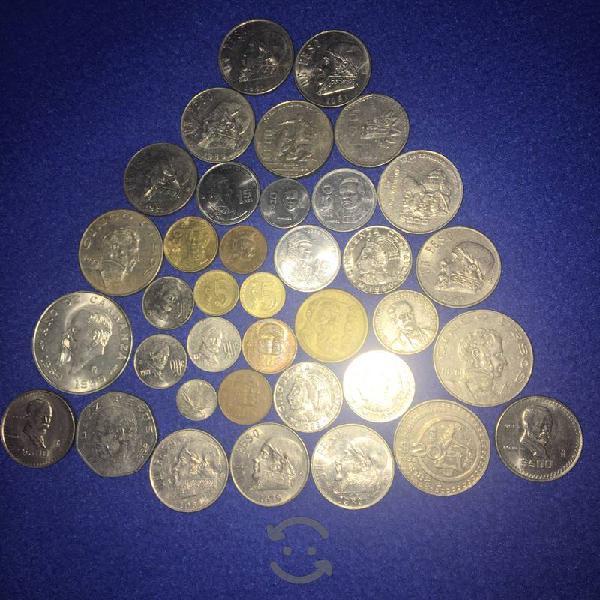 Monedas de colección mexicanas