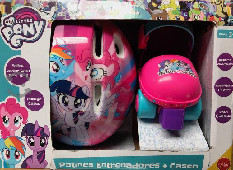 My Little Pony Patines De Entrenamiento Ajustables
