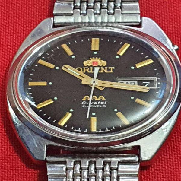 Orient original 21 joyas funcionando