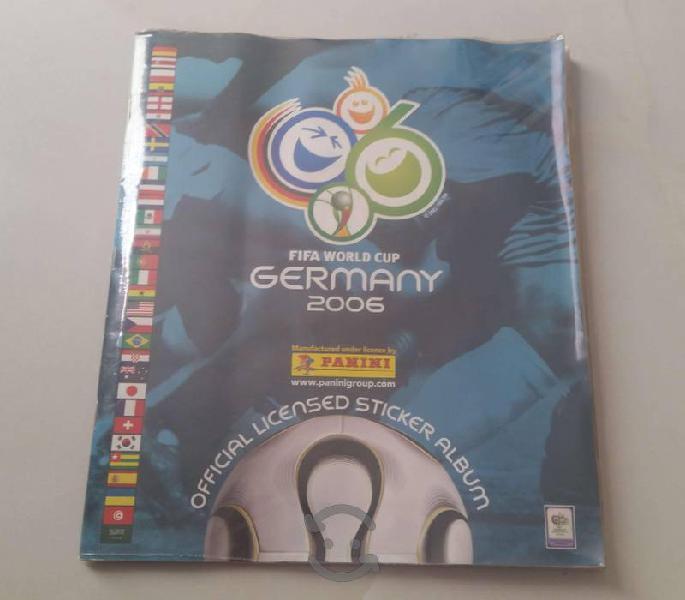 Panini Alemania 2006 Lleno
