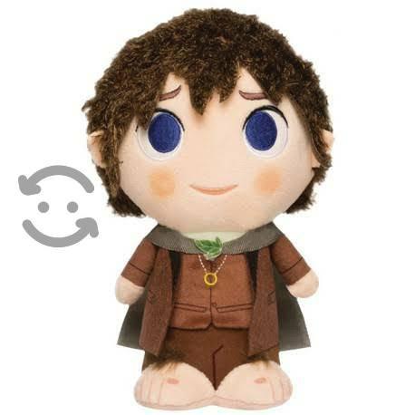 Peluche Frodo El Señor de los Anillos Funko Super