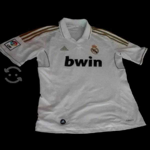 Real Madrid fútbol jersey talla L original