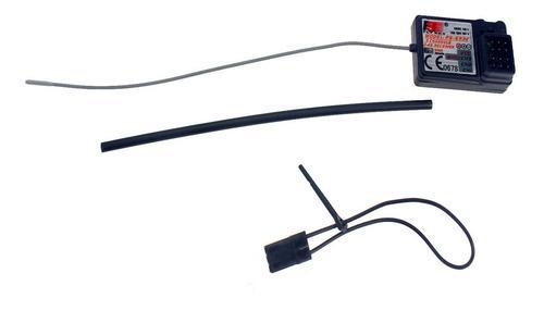 Receptor Flysky Fs-gr3e 3ch 2.4g Drone Carro Robot Radio