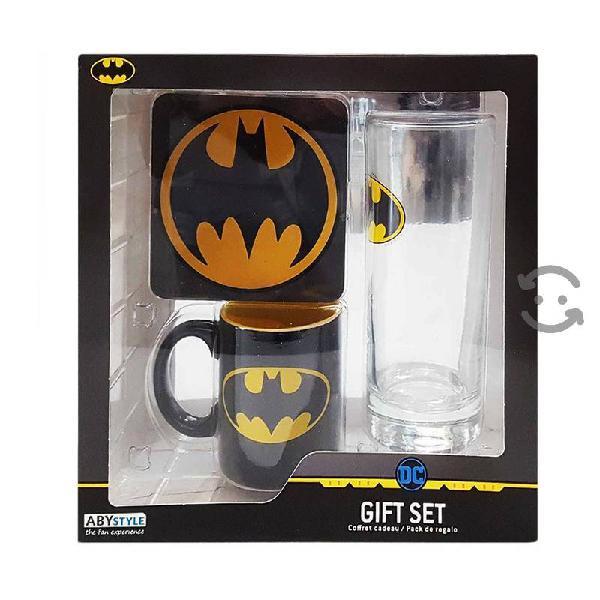 Set de regalo DC Comics Batman
