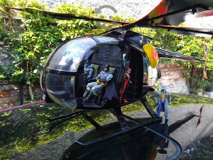 helicóptero de Batman