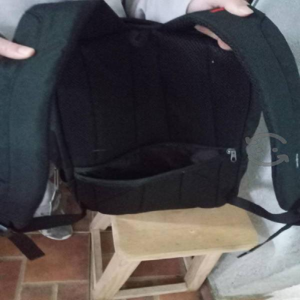 mochila samsonite negra nueva