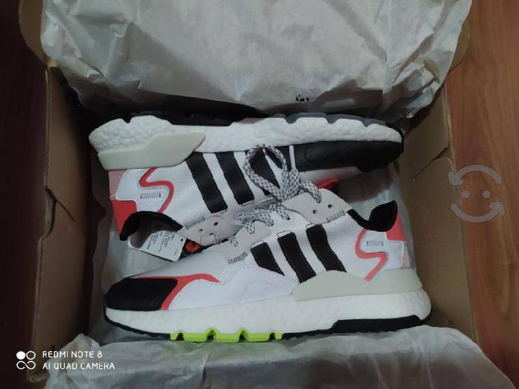 tenis nite jogger Adidas 26.5 MX nuevos y original