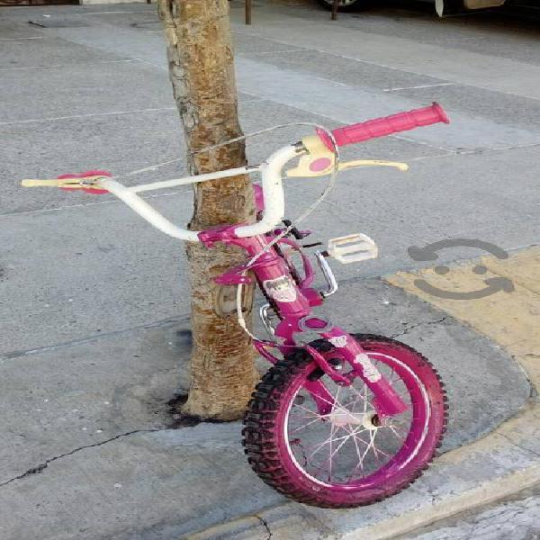 vendo bicicleta fiusha