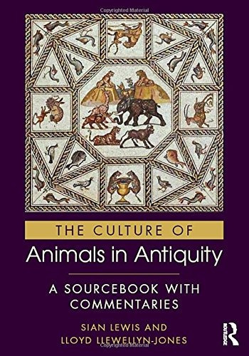 Libro The Culture Of Animals In Antiquity: A Sourcebook Wi