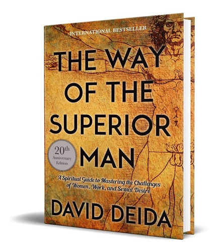 Libro The Way Of The Superior Man - David Deida [Nuevo]