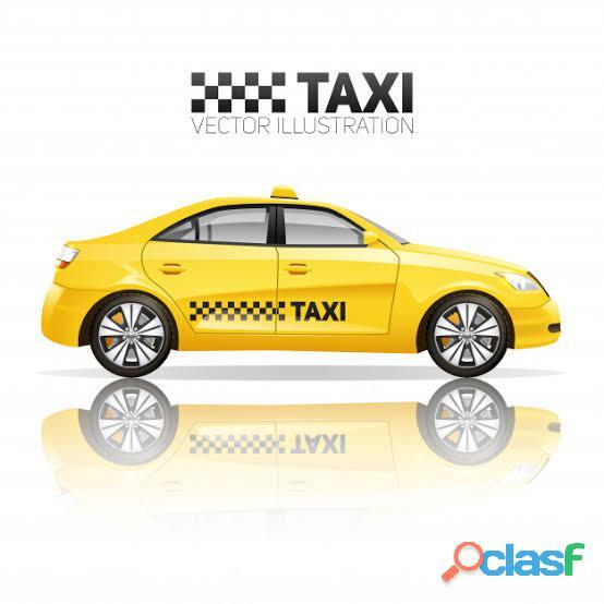 """Se vende permiso de taxi sitio 61 """"Central nueva"""""""