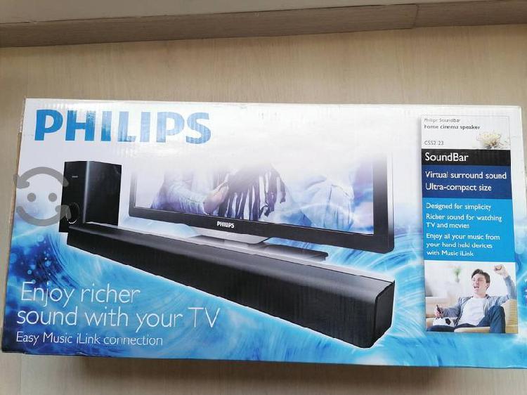 Bocinas Philips caja sellada
