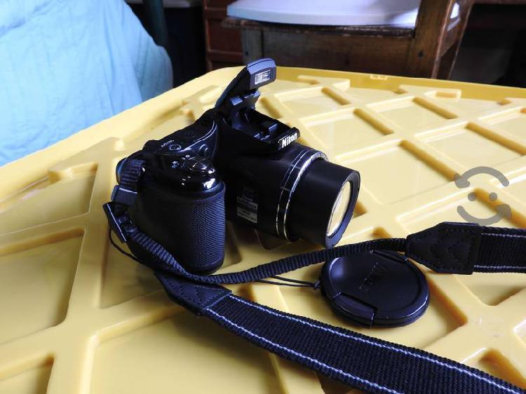 Camara Nikon Coolpix L820 Excelentes Condiciones