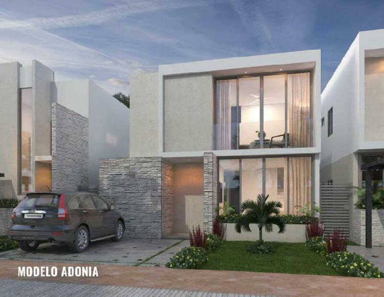Casa en condominio - Pueblo Dzitya