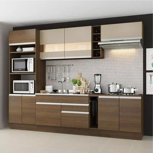 Cocina Integral, Muebles, Moderna.