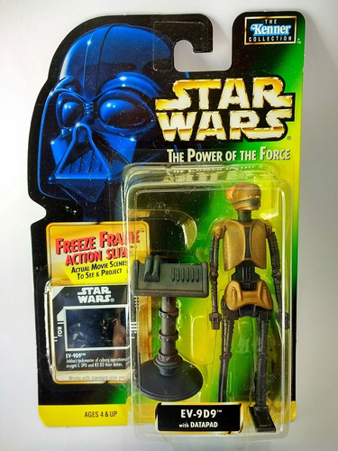 Droide Ev-9d9 The Power Of The Force Star Wars