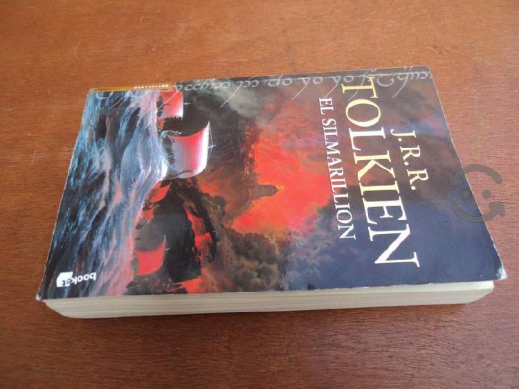 El silmarillion JR Tolkien