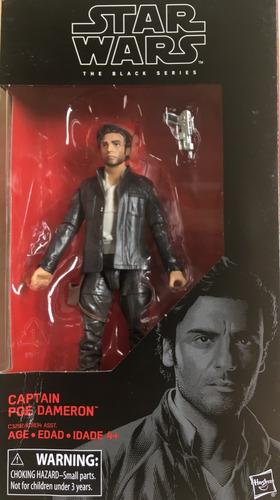 Figura Star Wars Captain Poe Dameron The Black Series #53