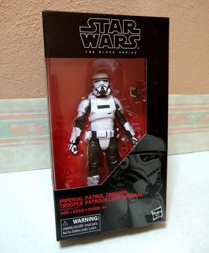 Imperial Patrol Trooper #72 - Star Wars The Black Series