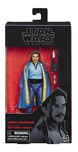 Lando Calrissian Ep Vi Black Series 6 Pulgadas Star Wars