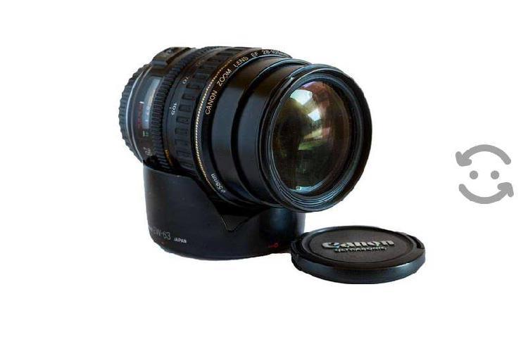 Lente Canon 28-105mm USM Macro