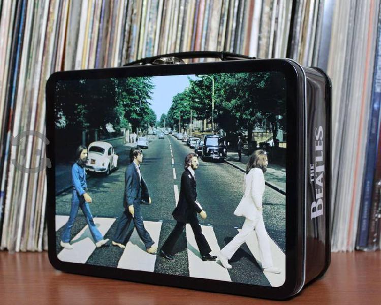 Lonchera The Beatles Abbey Road