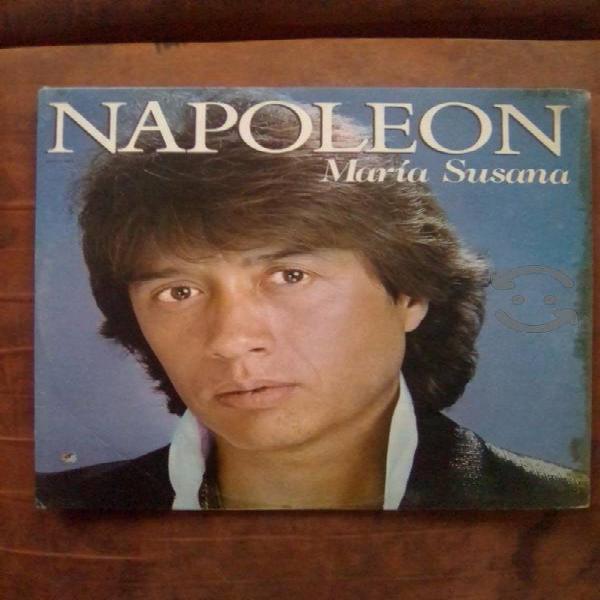"""Napoleón """"MARÍA SUSANA"""". VÍNILO ORIGINAL 33 RPM"""