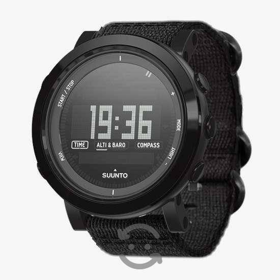 Reloj Suunto Essential Ceramic All Black TX Nuevo