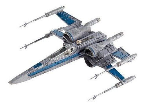 Resistance X Wing Star Wars Hot Wheels Elite Original Nuevo