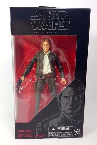Star Wars Han Solo #18 The Black Series Nuevo Sellado