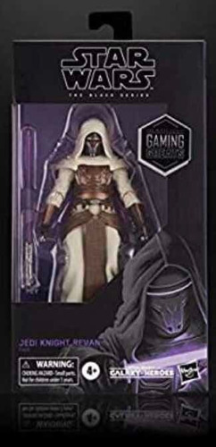 Star Wars Jedi Revan The Black Series