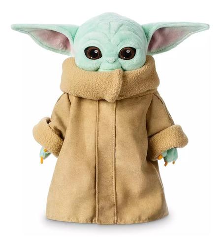 Star Wars Peluche Bebé Yoda Mandalorian Child Disney Store