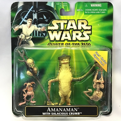 Star Wars Power Of The Jedi Amanaman