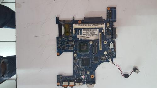 Tarjeta Madre Toshiba Nb505 No. Parte 2jmfg A51 Pbu00 L01